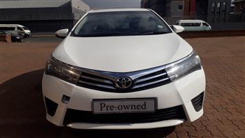 2014 Toyota Corolla COROLLA 1.6 PRESTIGE