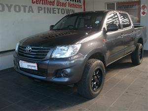 2015 Toyota Hilux 2.5D 4D double cab Raider