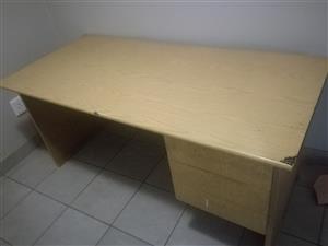 Spacious Office Desk