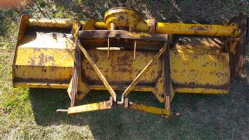 Flail mower or mulcher for sale