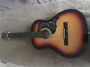 Starfire guitar
