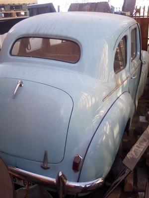 1950 Austin A40 Devon - Collector's Item - R39,000