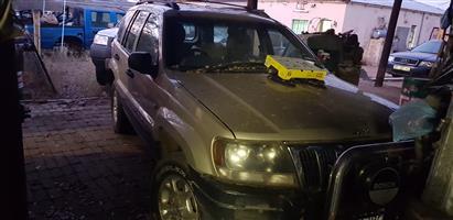 2001 Jeep Grand Cherokee 3.0L CRD Laredo