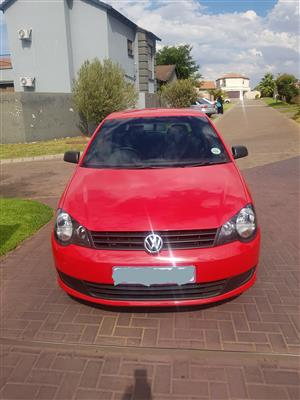 2013 VW Polo Vivo hatch 3-door