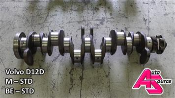 Used Volvo D12D crankshaft for sale!