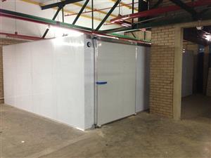 5m x 3m Freezer Rooms