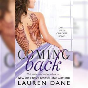 Coming back from bestselling author Lauren Dane!