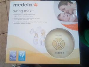 Medela maxi swing double electric breastpump