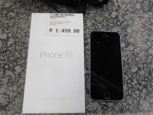 16GB iPhone SE
