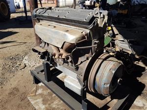 Jaguar 4.2 L Engine