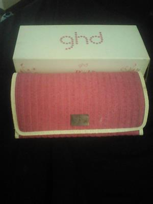 Pink and White Limited Edition GHD for sale