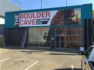 The Boulder Cave equipment for sale