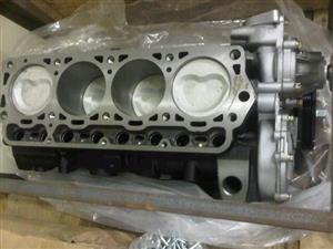NEW HIACE 2.2 SUB UNITS, COMPLETE ENGINES, CONRODS, CRANKSHAFTS AND CYLINDER HEADS (4Y)