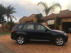 2007 BMW X series SUV X5 3.0si