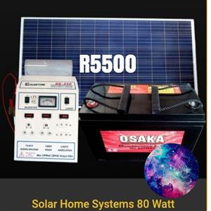 Solar electrical installations