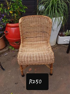 Cane chair for sale
