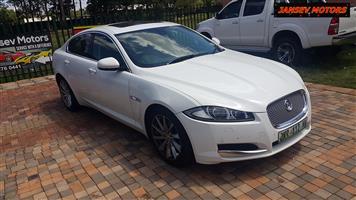 2012 Jaguar XF 2.2D Premium Luxury