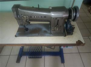 industrial walking foot for sale for sewing leather canvas etc price not negotiable