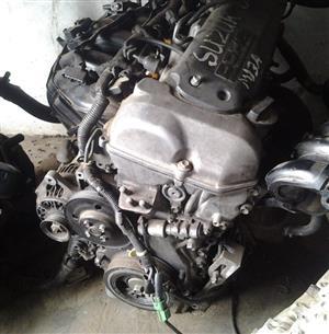 Suzuki Swift M13A Engine