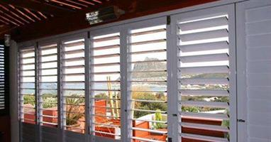 Aluminium Shutters and Wooden Shutters