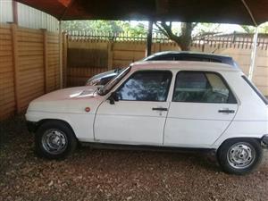 1987 Renault 5