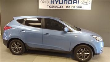 2015 Hyundai ix35 1.7CRDi Premium