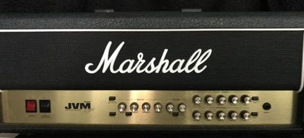 Ads with more information, more photos, and multiple contact options get more views. Edit and improve your ad.  Marshall JVM205H 50w Head
