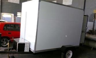 We do supply of cold rooms and manufacturing of mobile cold rooms trailers