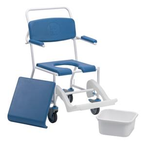 The Uppingham Shower Commode by Drive Medical. Now On Sale, while stocks last.