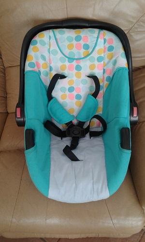 Mamalove Baby Car Seat ref. J5