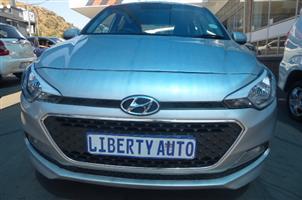 2017 Hyundai i20 1.4 Motion auto