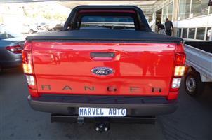 2018 Ford Ranger double cab RANGER 2.2TDCi XL PLUS 4X4 P/U D/C