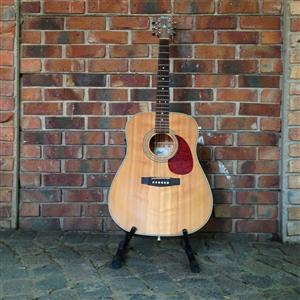 SALE: Cort Electric Acoustic Guitar & Shure Microphone Combo
