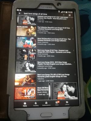Samsung Galaxy Tab 4 7inch