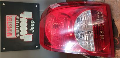 Dodge Caliber Right Rear Taillight