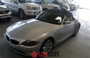 2003 BMW Z4 2.0i roadster Exclusive