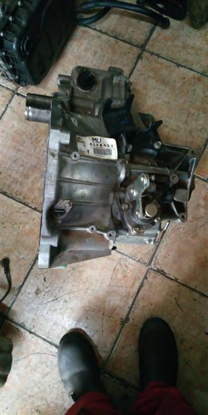 datsun go gearbox for sale