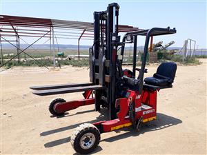 Moffet / Manitou M1 (1.5 Ton) Forklift for Sale