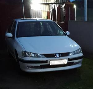 2007 Peugeot 406