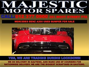 Mercedes benz used a200 bumper for sale
