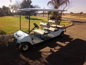 6x Seater Electric Club Cart Golf Cart 48v