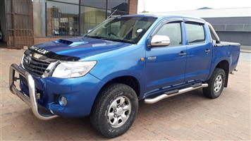 2011 Toyota Hilux 3.0D 4D double cab 4x4 Raider Heritage Editi