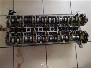 Ssungyong Musso V6 Cylinder Head