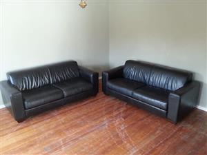 Cori craft Genuine Leather Lounge suite