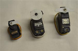 Mini and Micro servos