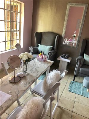 Nail Space for sale