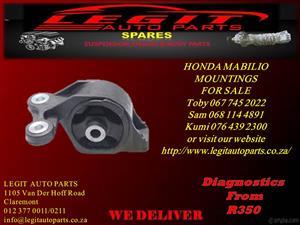 HONDA  MABILIO MOUNTINGS FOR SALE
