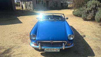 1967 MG MGB/GT | Junk Mail
