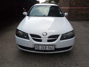 2005 Nissan Almera 1.6 Luxury