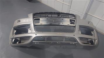 Audi Q7 S-Line bumper for sale